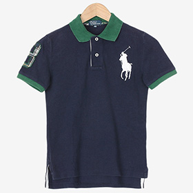 POLO BY RALPH LAUREN코튼반팔카라티 / Kids 140